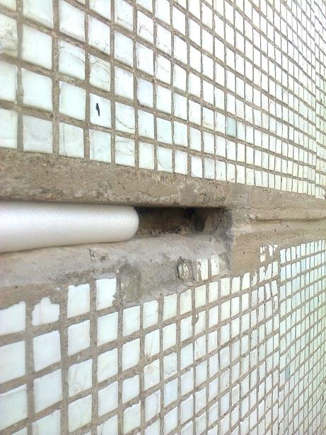 Герметизация стыков акриловой ванны и кафеля